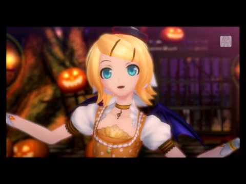 Miss Pumpkins Comical Dream [Project Diva X] [Rin] [Cover] [1080p60]