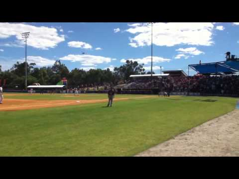 Australian Baseball League Perth Heat Wins!