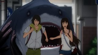 Gyo: Tokyo Fish Attack! official UK trailer, English subs