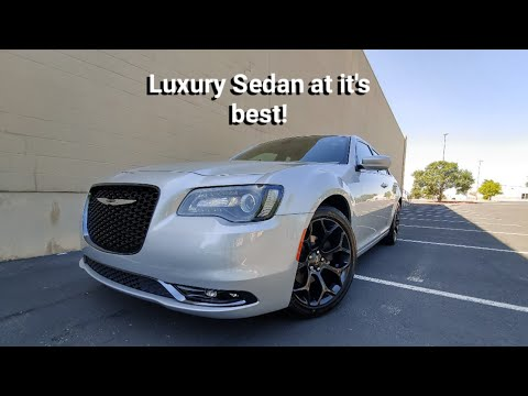 2019 Chrysler 300s | Luxury Sedan Affordable Price!