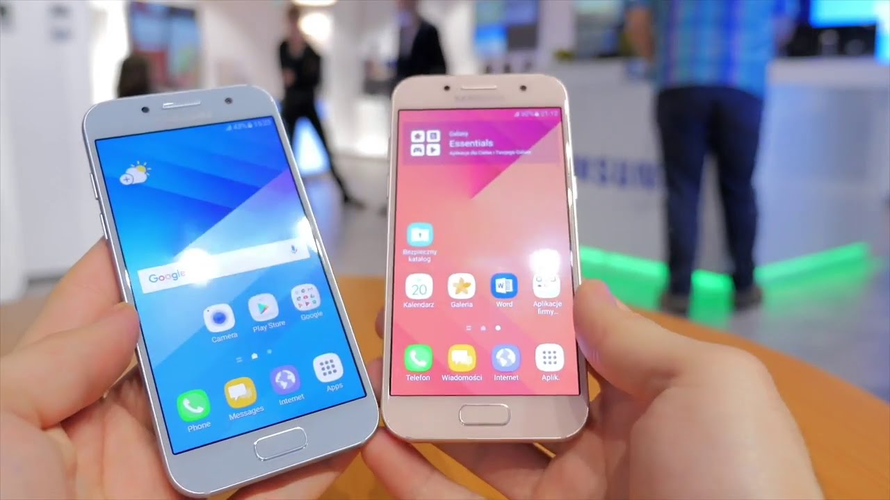 Samsung Galaxy A3 (2017) Review Specifications