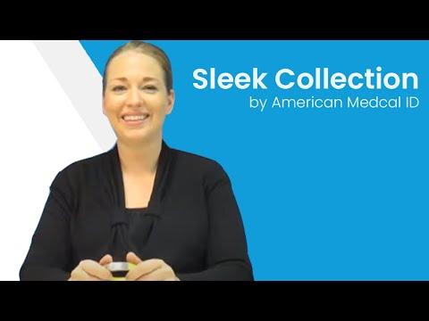 How To: Titanium Sleek Medical ID Bracelet