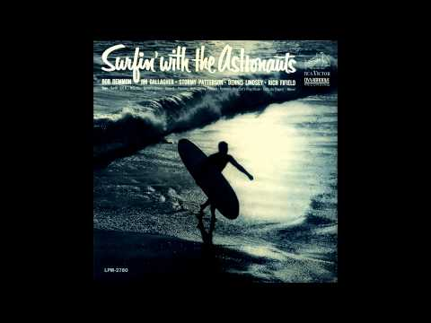 The Astronauts - Susie Q (Dale Hawkins Surf Cover)