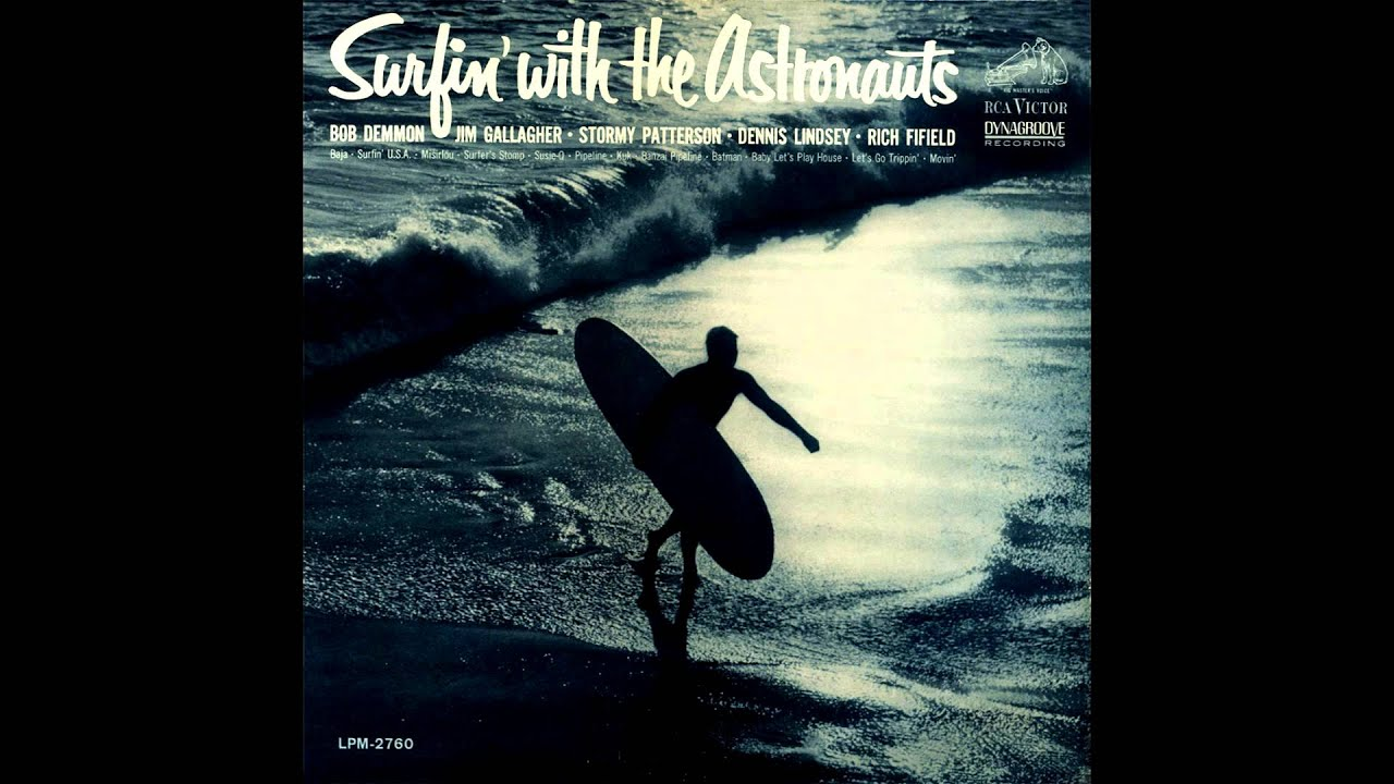 The Astronauts - Susie Q (Dale Hawkins Surf Cover) - YouTube