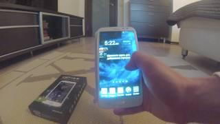 обзор Смартфона IRU M601
