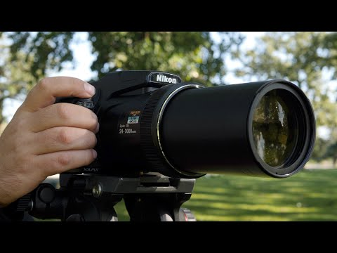 Watch This Before You Buy the Nikon Coolpix P1000