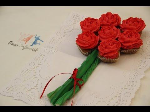 C mo hacer un ramo de rosas dulce youtube - Como secar un ramo de rosas ...
