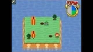 Dig Dug: Digging Strike Nintendo DS Gameplay - Dig Dug: