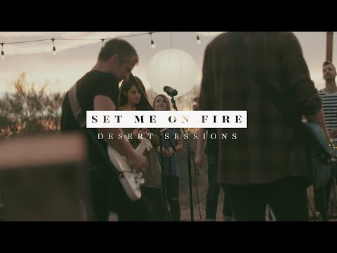 CCV Music - Desert Sessions // Set Me On Fire