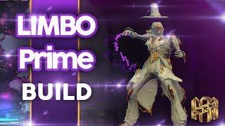 warframe limbo prime build ve 5 dk 30 level