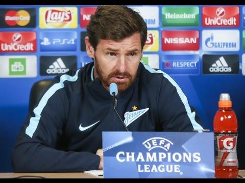 «Зенит» — «Лион»: послематчевая пресс-конференция / Zenit — Lyon: post match press conference