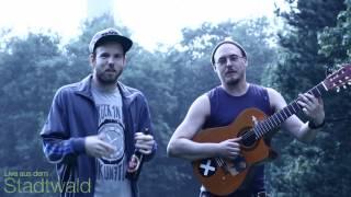 Quichotte & Flo - Freestyle zu Live aus dem Stadtwald - Worte sind Macht