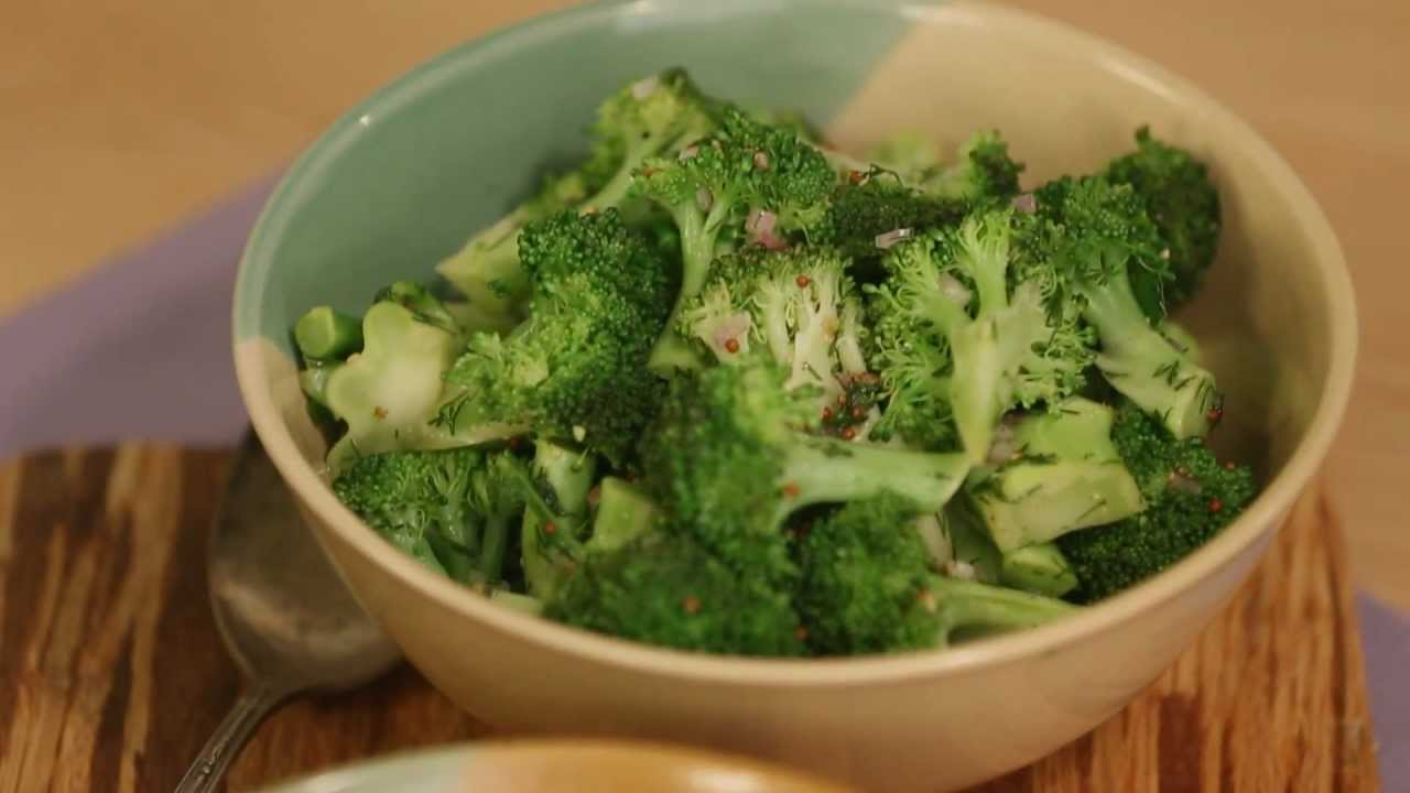 How to make broccoli taste good without butter
