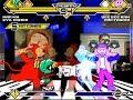 Sk Mugen - Marvin & Evil Homer Vs Dee Bee Kaw & Iori Yagami