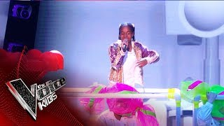 Lil Shan Shan performs 'Sweet Tooth' | The Final | The Voice Kids UK 2019