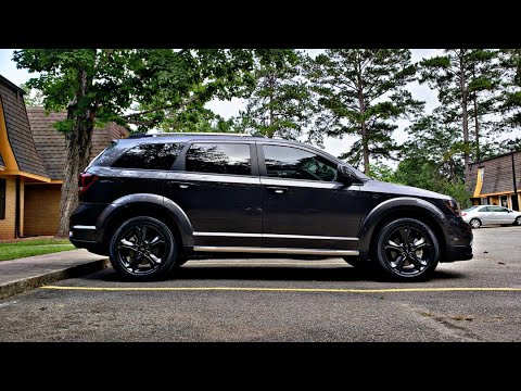 2018 Dodge Journey Crossroads, Project Dadpack