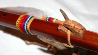Native American Flute music  Hawk flute Movie