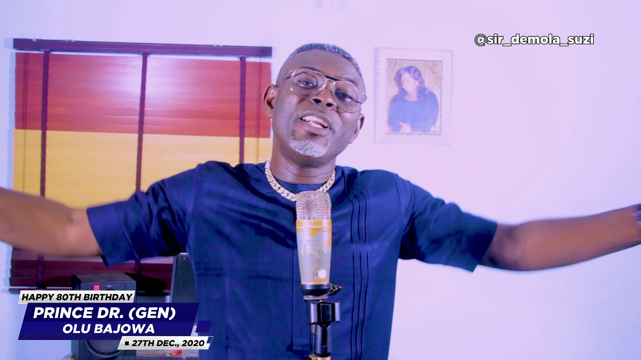 Download Demola Suzi  || Jagunmolu of Ikale hits the BIG 80
