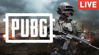 PUBG // PC // PlayerUnknown's Battlegrounds  // Live Stream Gameplay
