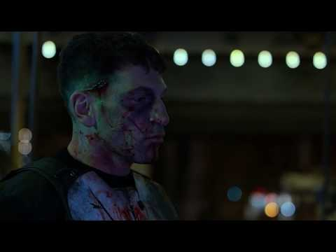 Marvel's The Punisher 1x13 Full Scene Frank Executes Billy Russo | Billy Russo Death Scene