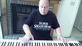 Classical Piano:   Super Smash Bros Ultimate - Main Theme