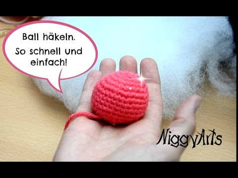 Niggyarts 03 Ballkugel Häkeln In Wenigen Minuten Youtube