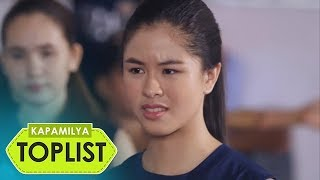 Kapamilya Toplist: 7 times Shiela suffered because of Zeke's bitter ex-girlfriend Nicole thumbnail