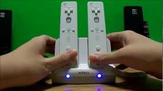Review: Nyko Charge Station For Wii Remotes