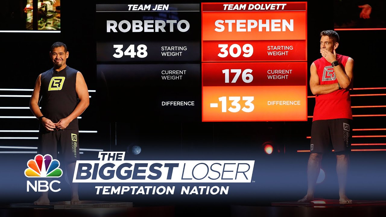 the biggest loser australia season 6 episode 22