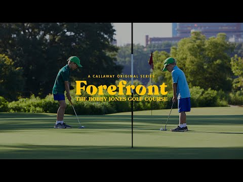 The Future Of Urban Golf...The Reversible Course  ||  Forefront: A Callaway Original Series