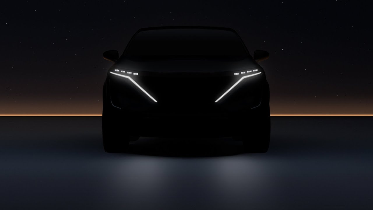 Get ready for the world premiere of the all-new Nissan Ariya on July 15