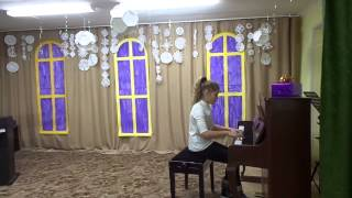 НДШИ 2013 Новикова Юлия