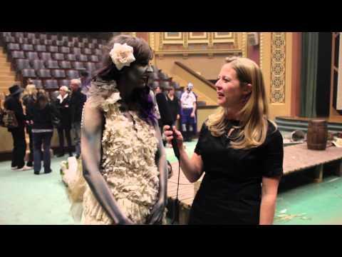 Entertainment Minute: Cate Allen s An October Evening Christel Edwards Episode 3