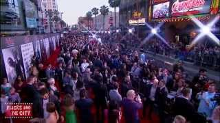 Avengers Age of Ultron Premiere Red Carpet