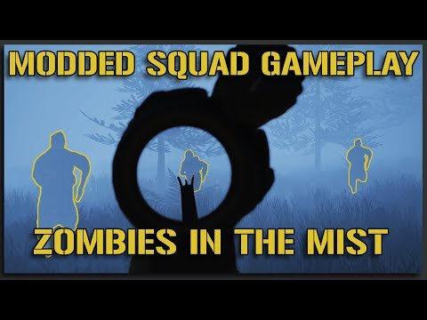 ZOMBIES in the Mist!! - Zombie Mod Squad Gameplay