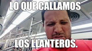 Gambar cover LO QUE CALLAMOS LOS LLANTEROS,. Que drama.