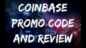 Coinbase Promo Code $10 FREE BITCOIN + REVIEW!