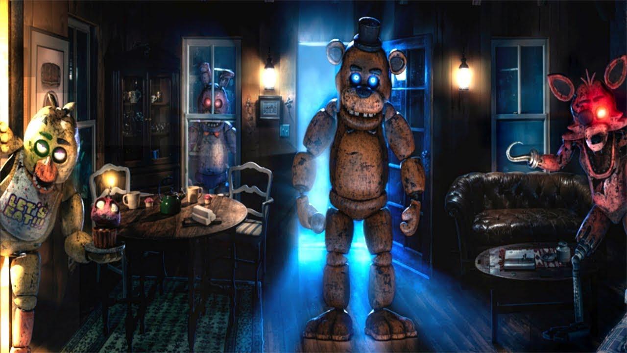 Freddy ' s Night
