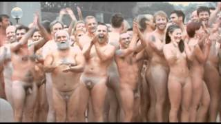 Spencer Tunick-2010 Sydney Opera House Video