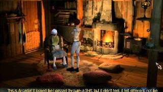 The Longest Journey Walkthrough part 45(Chapter 9 - Shadows A conversation with lady Alvane. Thanks for watching :), 2011-05-10T18:58:09.000Z)