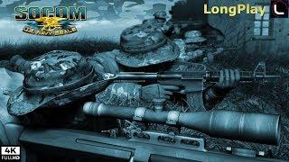 SOCOM U.S. Navy SEALs - LongPlay [4K:60fps]