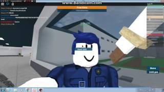 The Life of a PRISCIONERO!! - Roblox