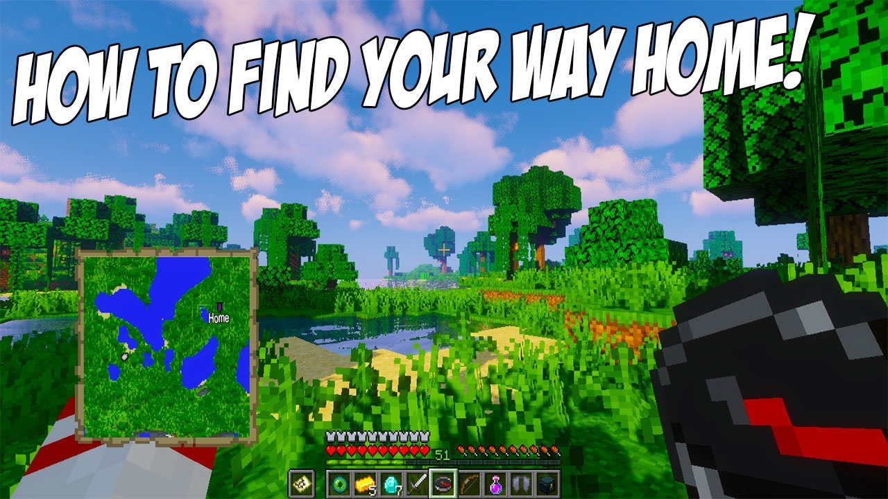 Download How to Find Your Home if You're Lost in Minecraft