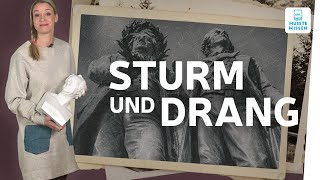 sturm und drang i musstewissen deutsch