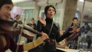 Flashmob Funiculi Funicula Cd. Victoria Tamaulipas