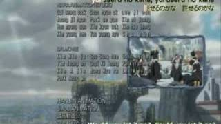 "Ending theme song with eng lyrics, ""Rock of Light/Hikari no Rokku"",..."