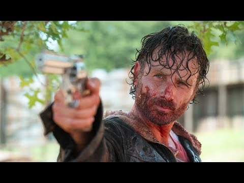 Top 10 Mejores Momentos De Rick Grimes