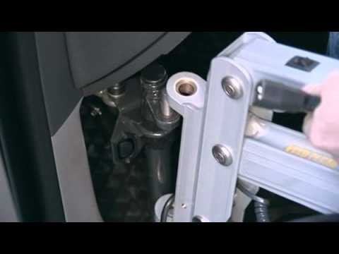 Autochair Milford Person Lift - Patient Hoist / Patient Lift