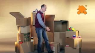 Обзор видов картонных коробок