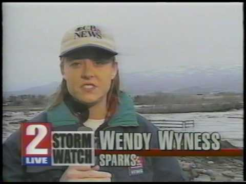 Historic Flood of 1997 - Reno, NV & Surrounding Areas *FULL COVERAGE*